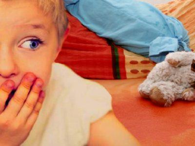 تاثیر اضطراب در شب ادراری کودکان