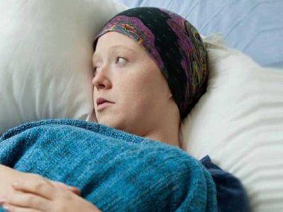 داشتن روحیه در سرطان