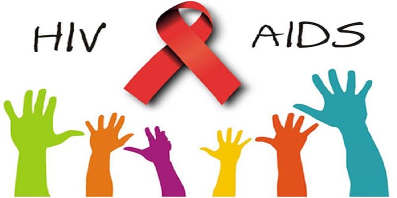 بیمار مبتلا به ایدز