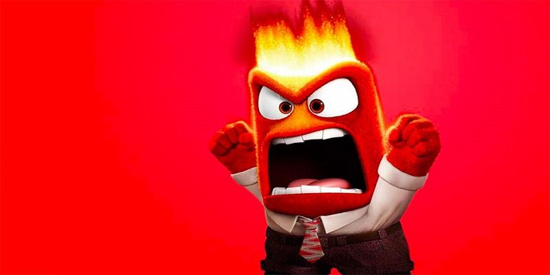 خشم فروخورده